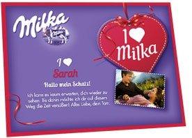 Bild Milka - Adventskalender Ideen für Erwachsene
